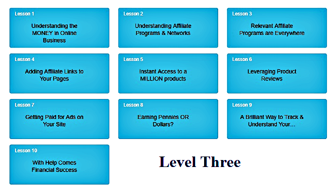 OES level3 summary